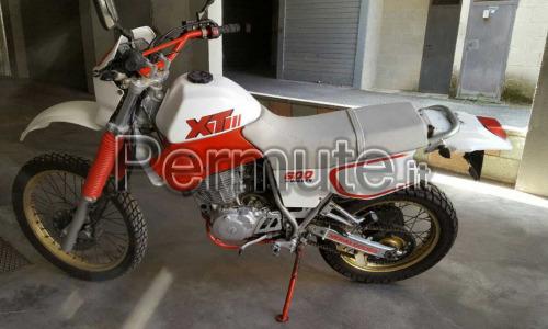 Yamaha xt600 2kf anno 1989 FMI