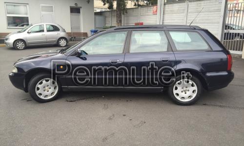 Scambio Audi A4 1900 TDI anno 1997