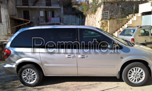 Chrysler Voyager 2.8 crd full optional