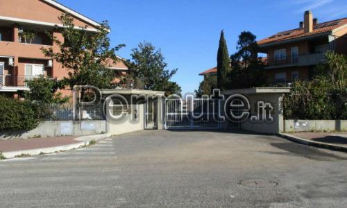 Colle Salario Fidene Via Russolillo complesso privato con spazi condominiali