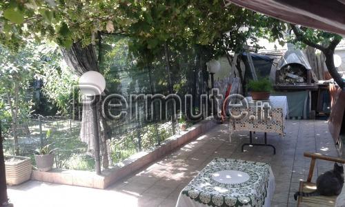 Roma Casilina con giardino privato