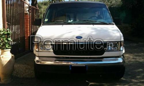 Ford Econoline E150 5.0 V8 Benzina/GPL