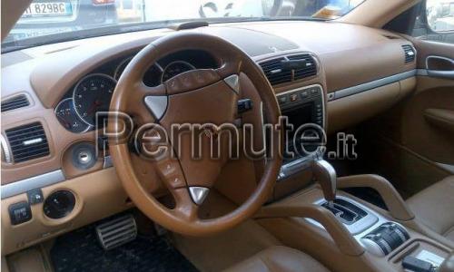 Porsche Cayenne S Gpl