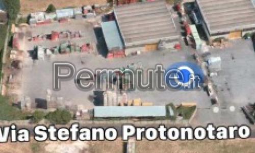 Capannone centrale del latte LOCATO RENDITA DEL 10% c.a.
