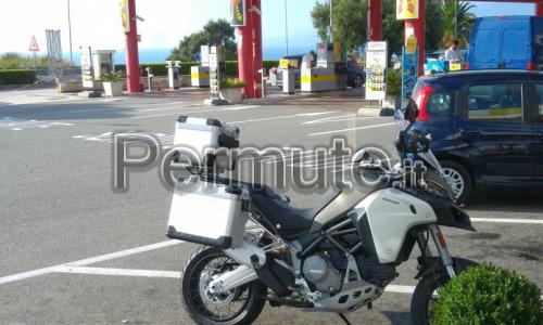 Ducati Multistrada 1200 Enduro Phantom Gray