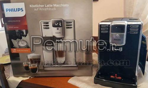 Macchina caffè Philips nuova